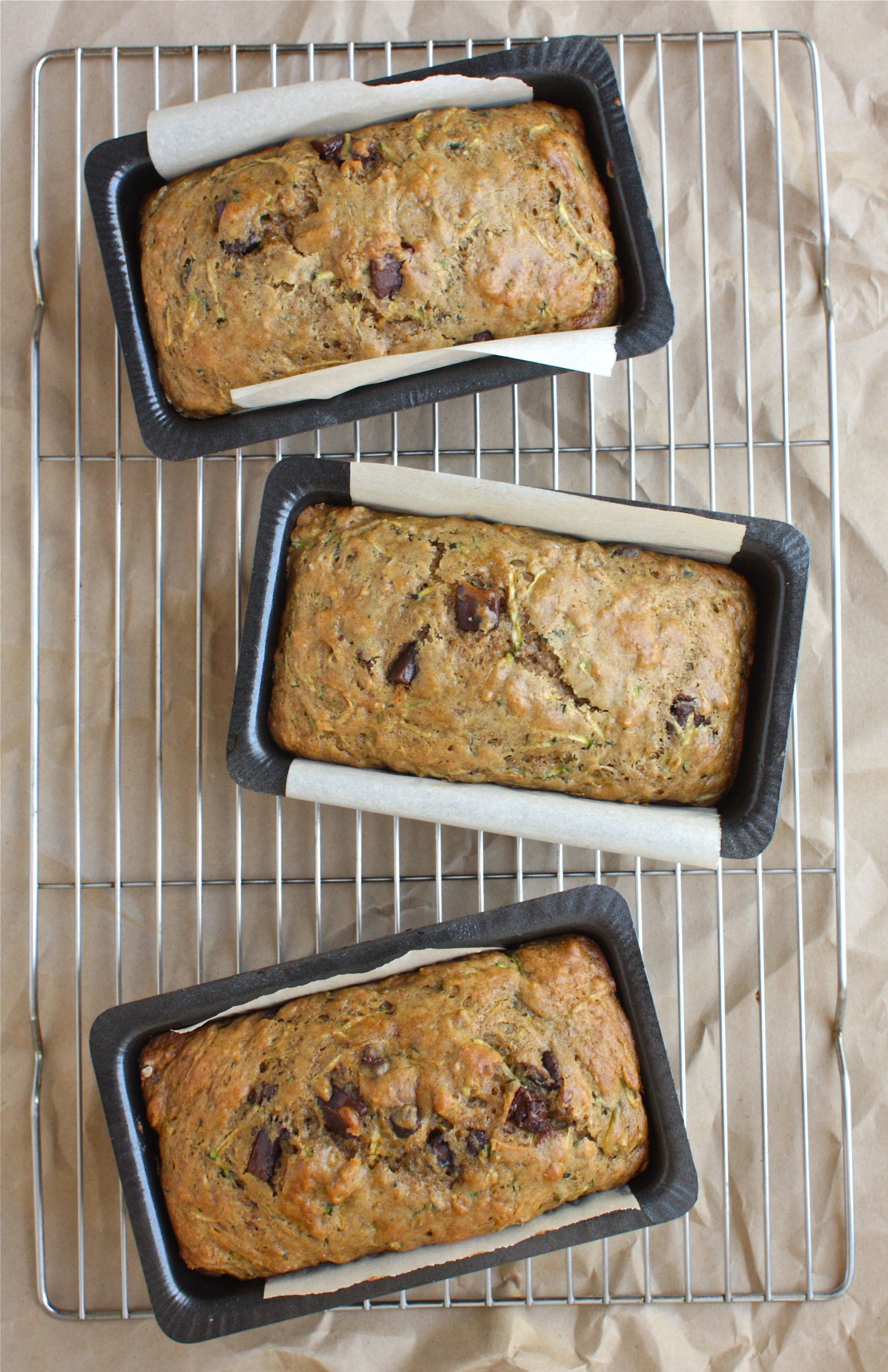 How To Make The Best Zucchini Bread Ever
