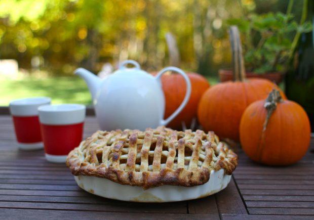 apple pie, pumpkins