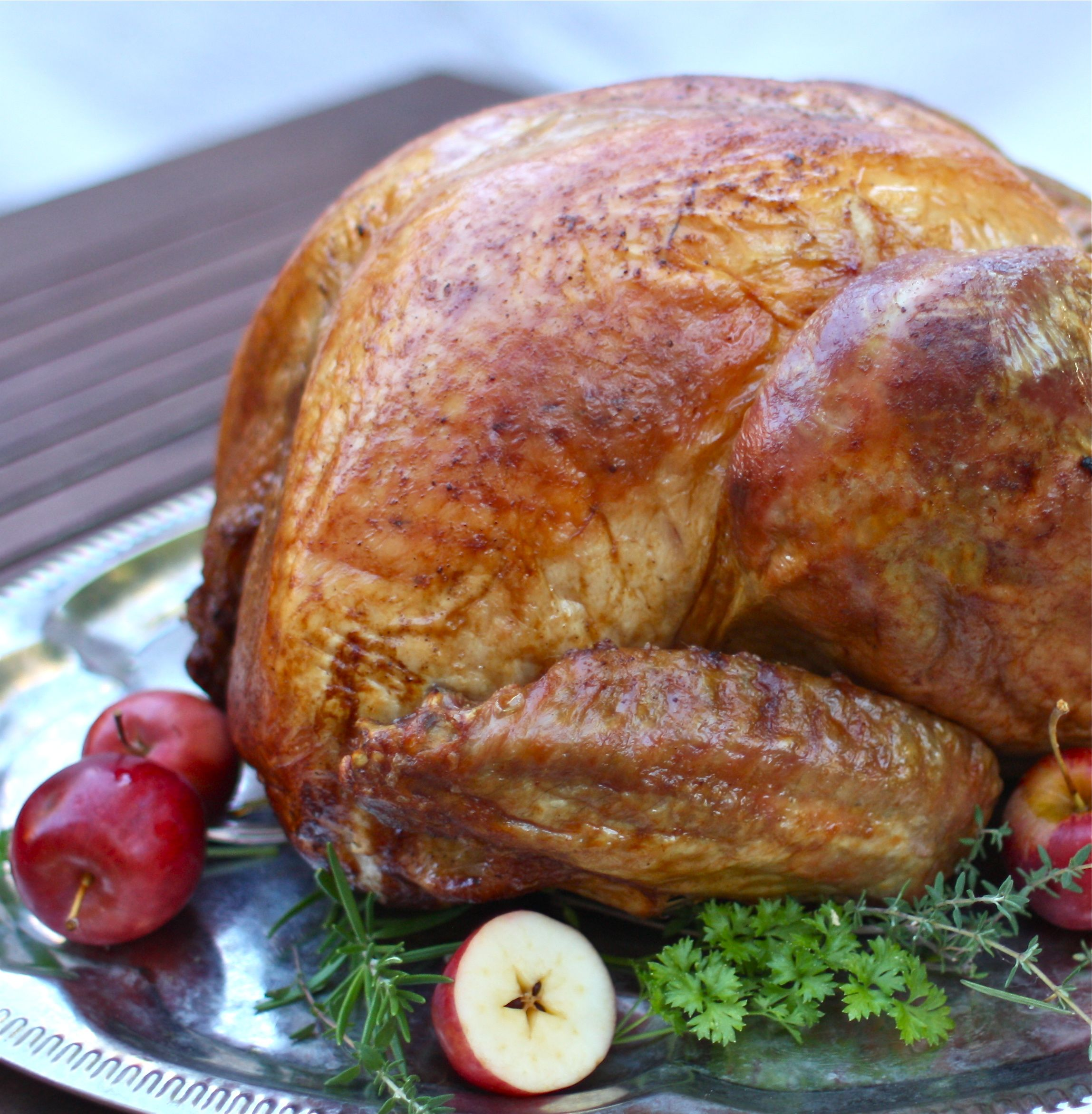 The Best Way To Roast A Turkey The Simple Way