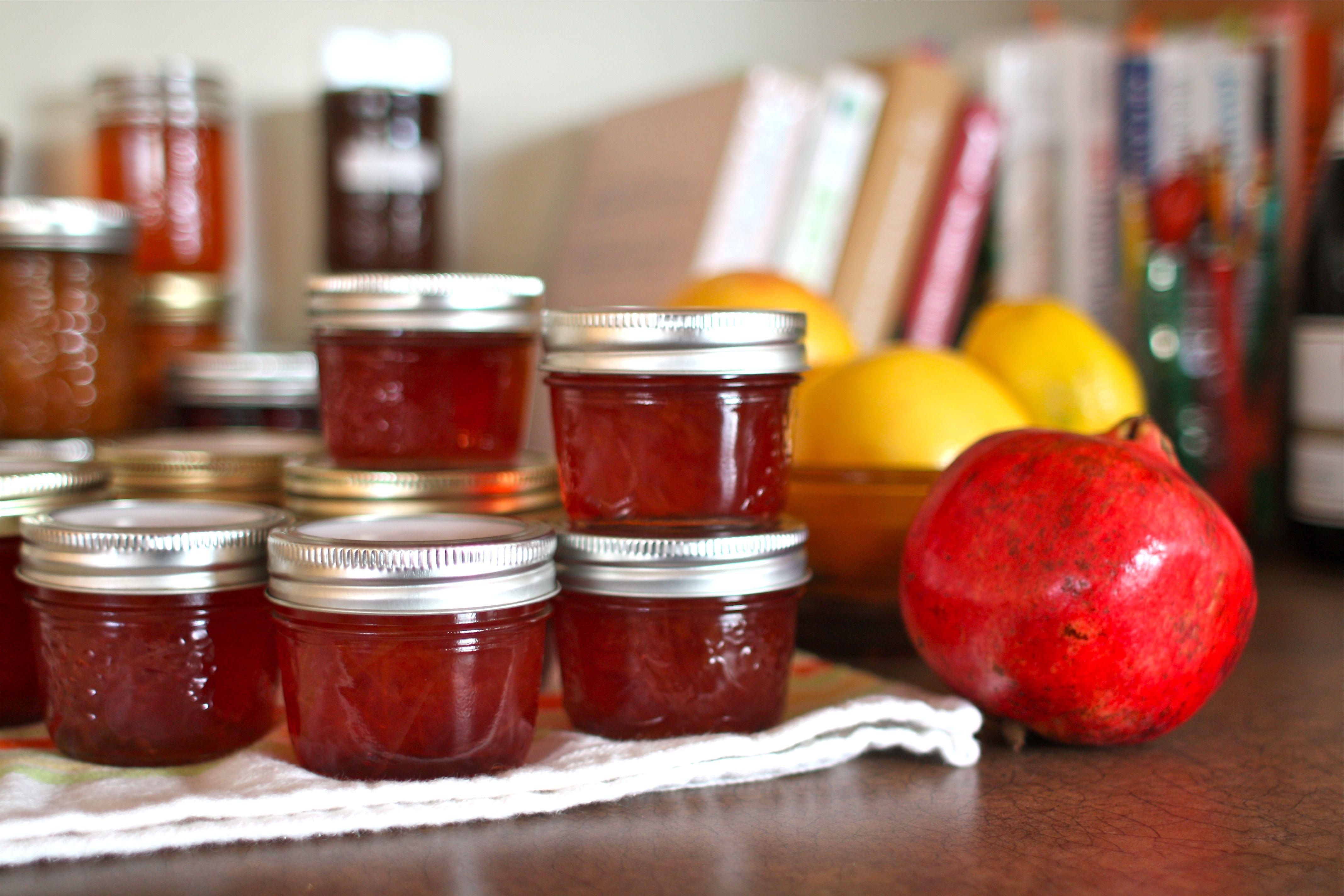 DIY Marmalade (recipe: Pink Grapefruit