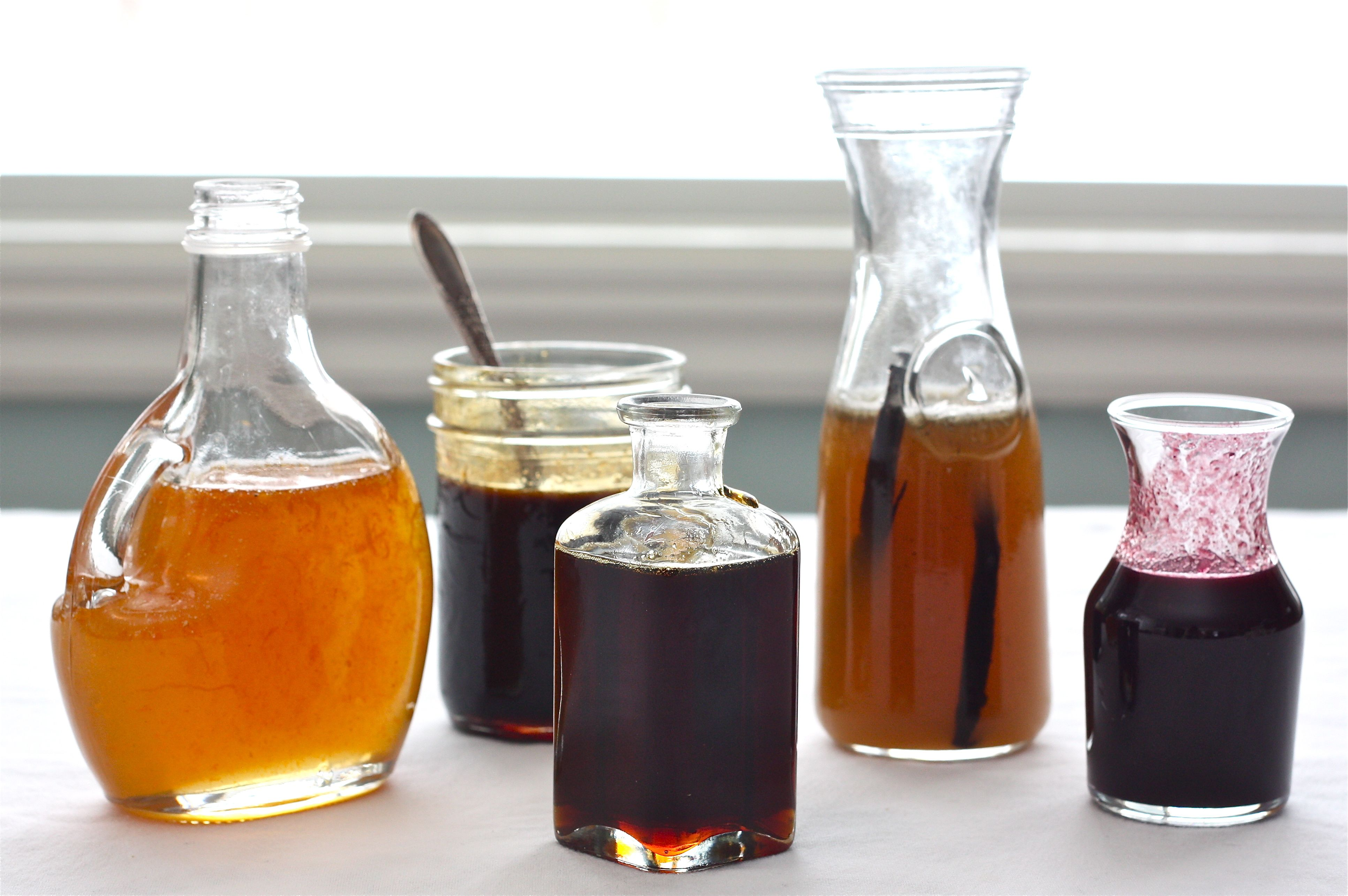 Natural Recipes for Homemade Pancake Syrup