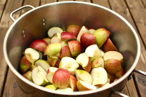 apples for sauce