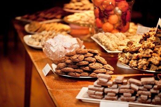 Chocolate Charity Cheer Tips For Hosting A Christmas Cookie Swap