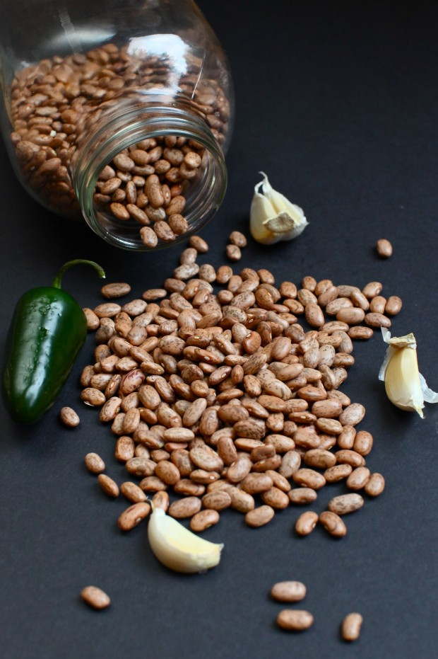 how to cook dried beans