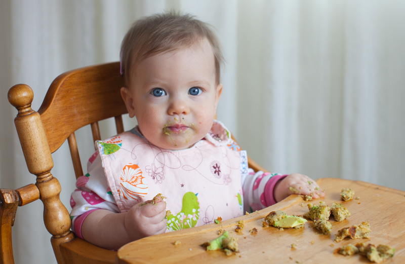 Baby led weaning pasta 6 months