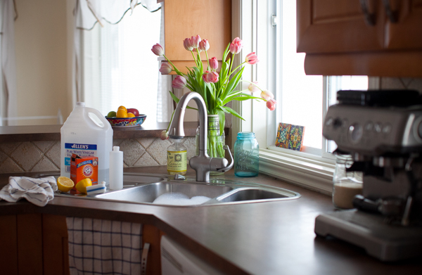 Superb Spring Cleaning The Kitchen Homemade Lemon Scented Cleaner Download Free Architecture Designs Scobabritishbridgeorg