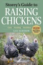 Cover for Storey's Guide to Raising Chickens book