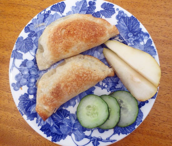 empanadas-with-pears-and-cucumbers