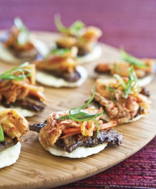 korean beef bites