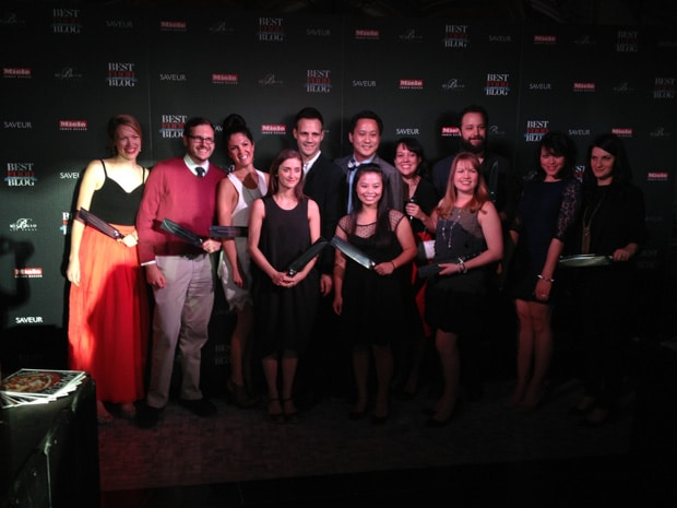 Saveur Best Food Blog Awards Winnerss