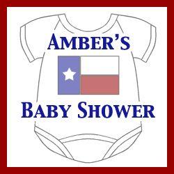 Amber's Baby Shower