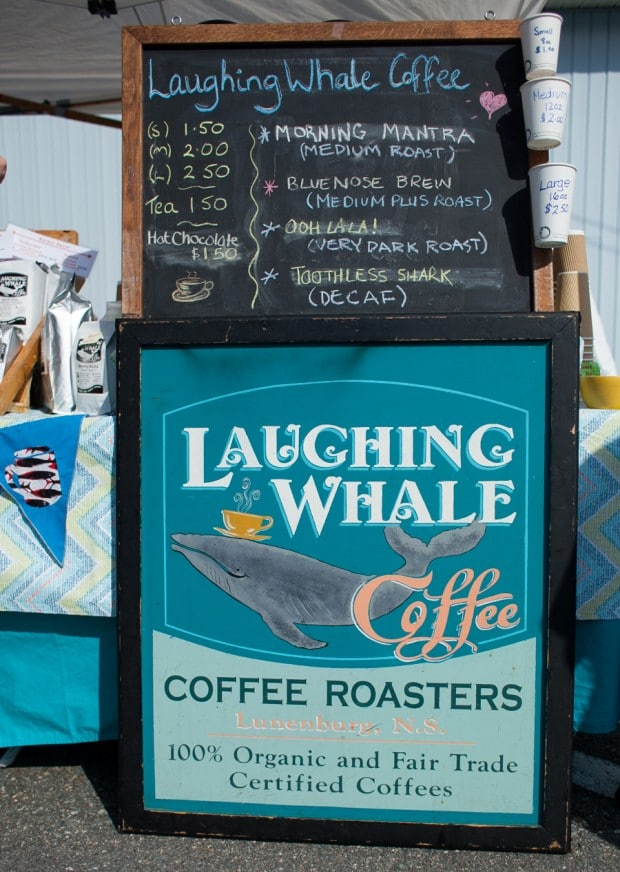 Laughing Whale Coffee