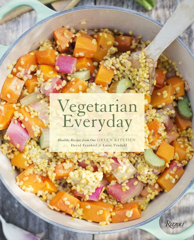 Vegetarian Everyday cover