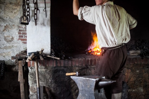blacksmith Louisburg-3