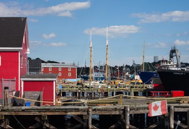 lunenburg wharf