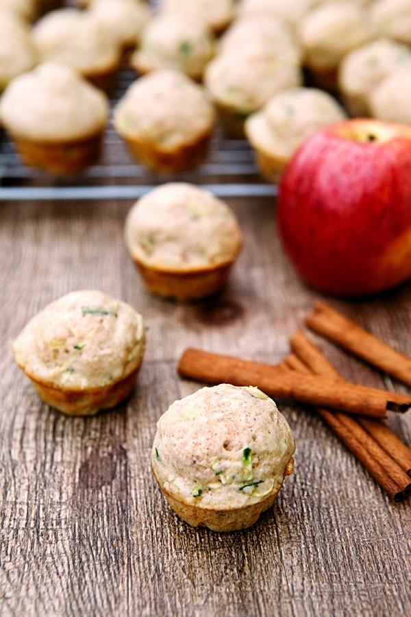 zucchini apple muffins-2583 blog