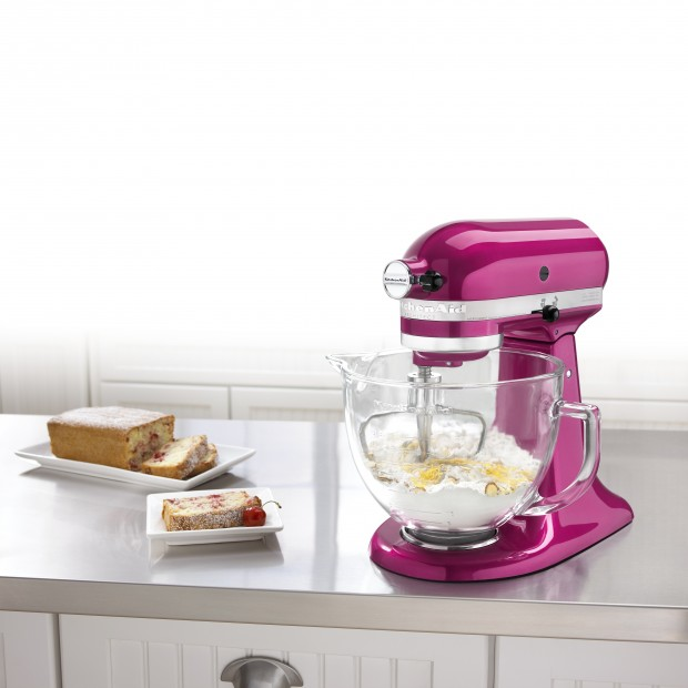 KitchenAid Raspberry Ice Stand Mixer