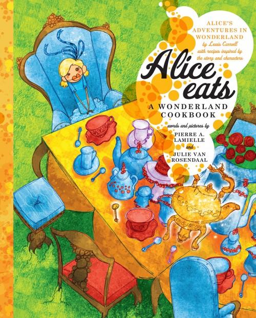 Alice Eats cookbook
