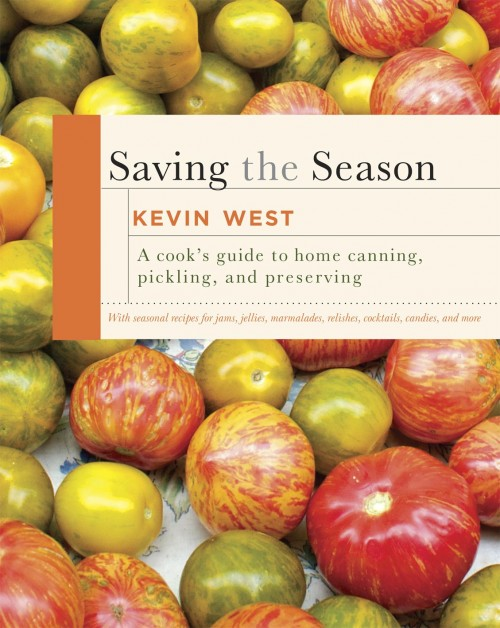 Saving the Season cookbook