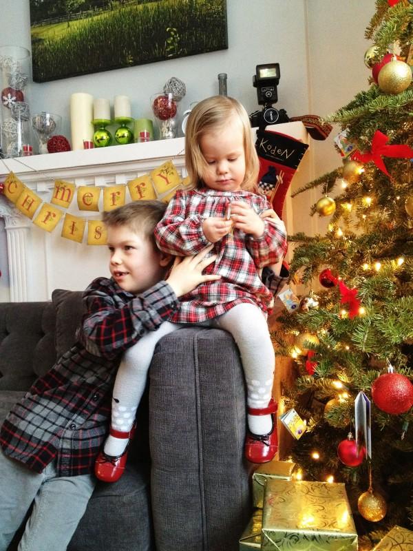 Noah & Clara.