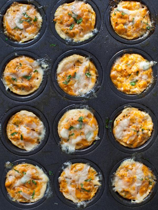 Tuna Cheddar Lunchbox Bites | Simple Bites #schoollunch #recipe #glutenfree