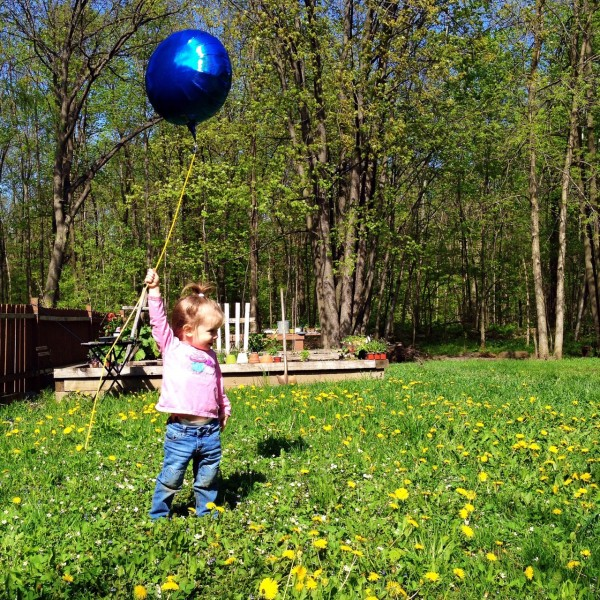 Clara balloon