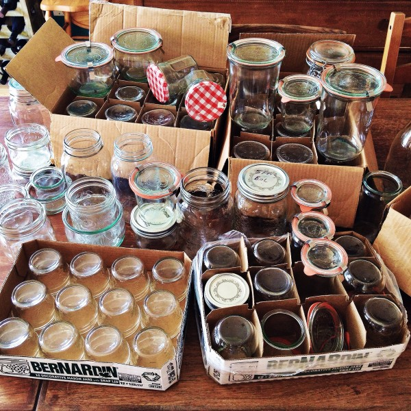 jars for canning