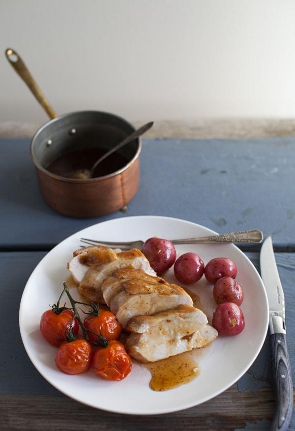 maple mustard glaze | simple bites #recipe #dinner