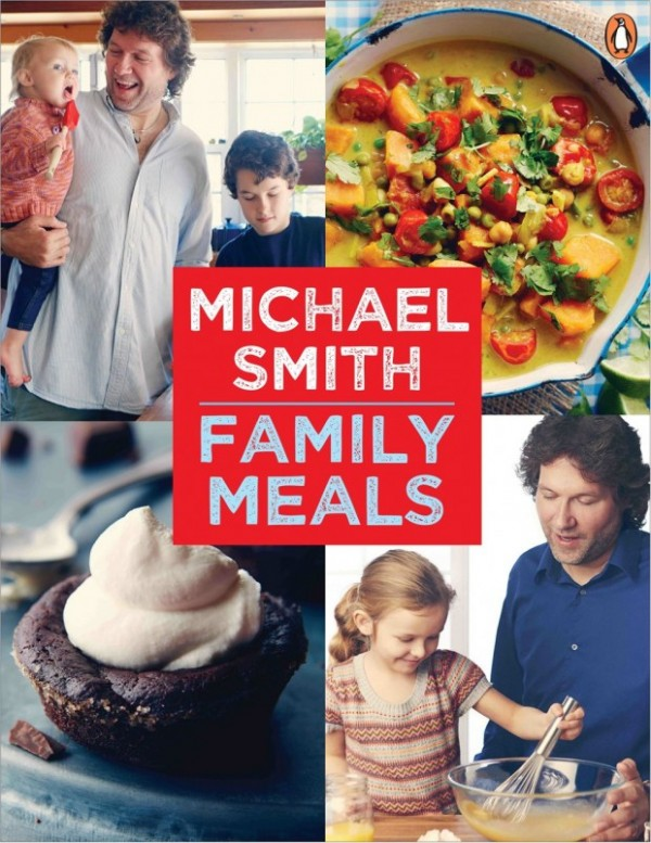 Michael Smith's Family Meals cookbook