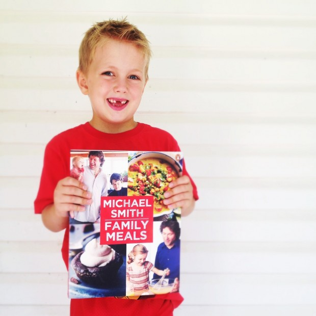 Family Meals cookbook