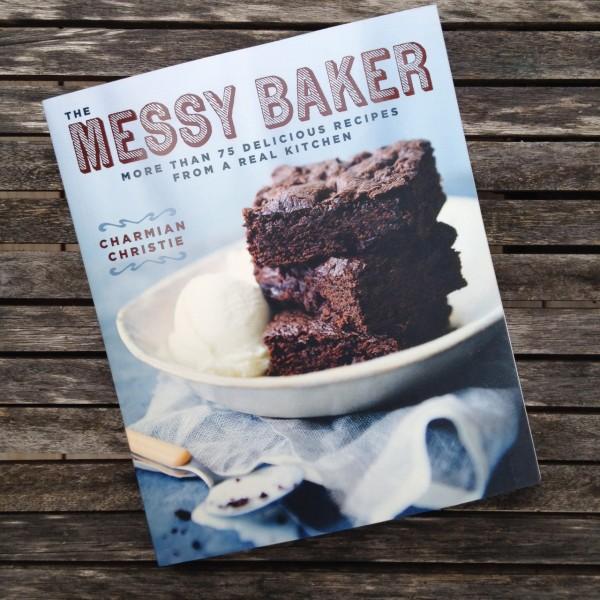 messy baker