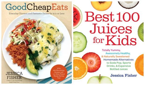 Jessica Fisher cookbook giveaway