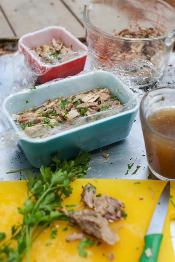 How to make headcheese | Simple Bites #charcuterie #diy
