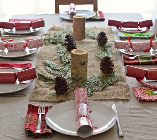 """Gatherings"" Holiday Table"