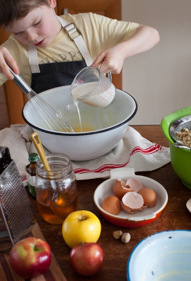 Kitchen Tasks for Kids Ages 9-11