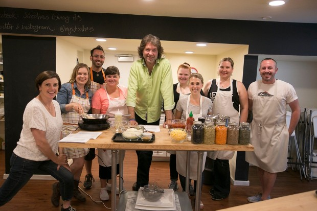 Lentil cooking class with Chef Michael Smith