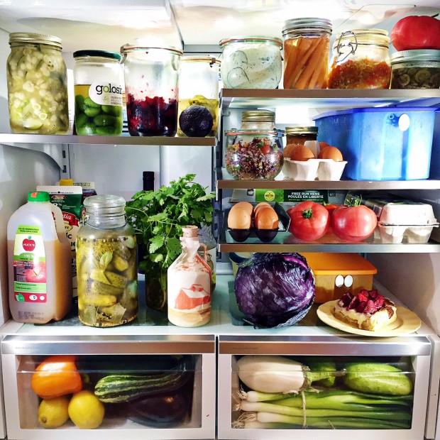 My late summer fridge | Simple Bites