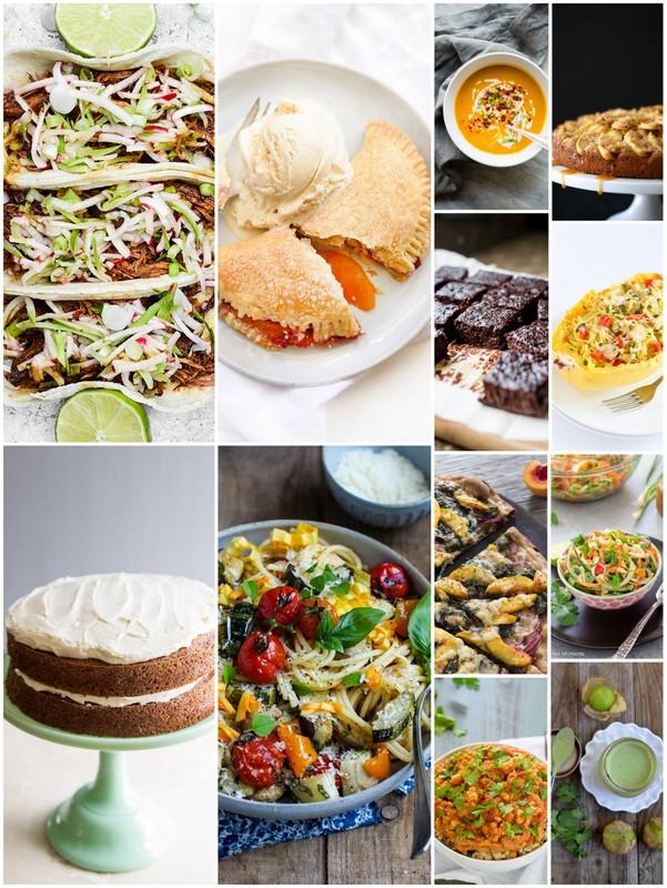 12 Seasonal Recipes for September
