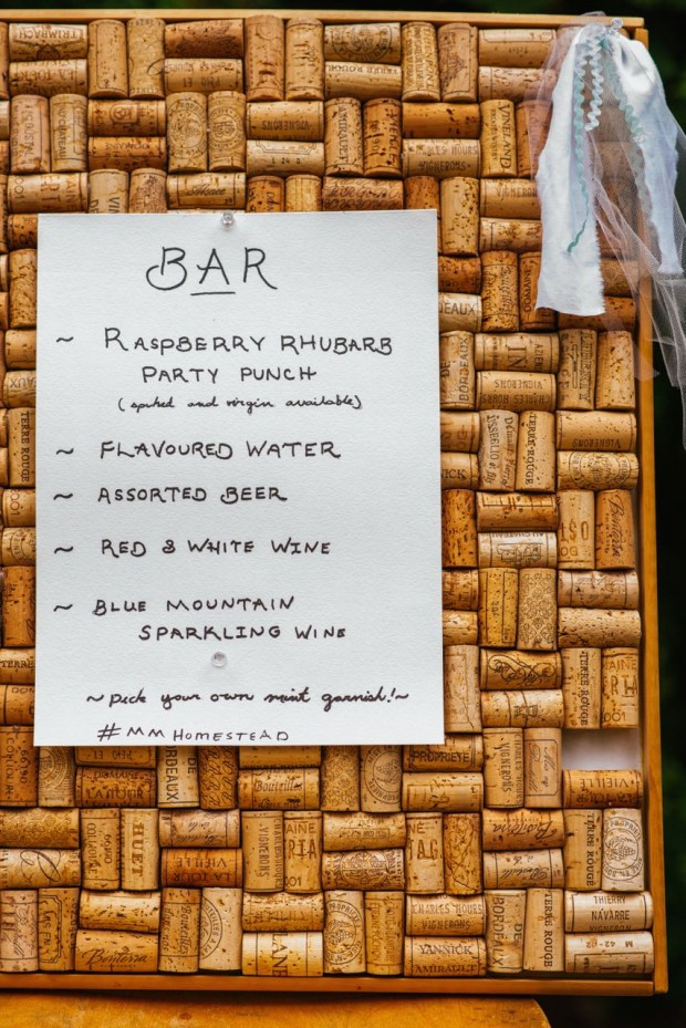 How to set up a functional outdoor bar || Simple Bites #entertaining #bar