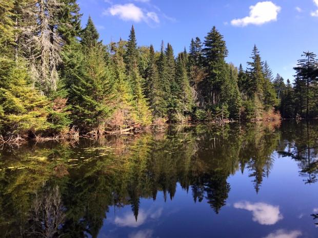 Quebec lake