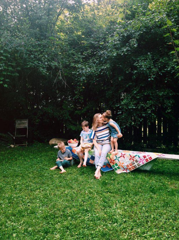 Aimee Wimbush-Bourque family Simple Bites