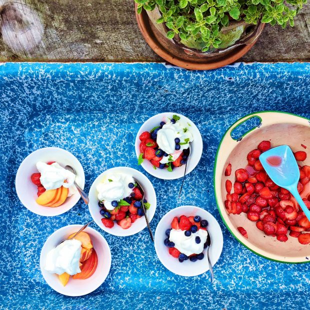 berries bowls