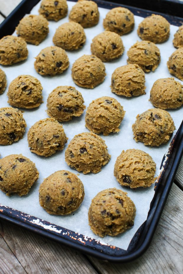 cookie dough | Common sense summertime batch cooking