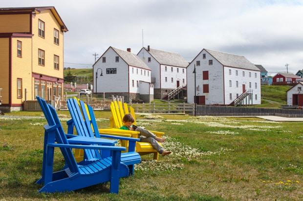 Bonavista || Family travel in Newfoundland, Canada | Simple Bites