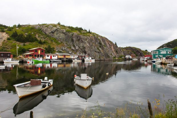 quidi vidi village || Family travel in Newfoundland, Canada | Simple Bites