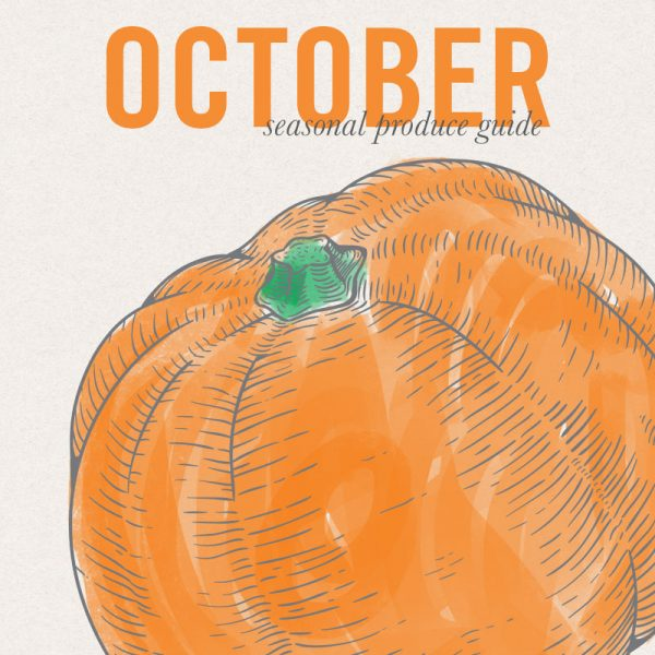 October Eat Seasonal