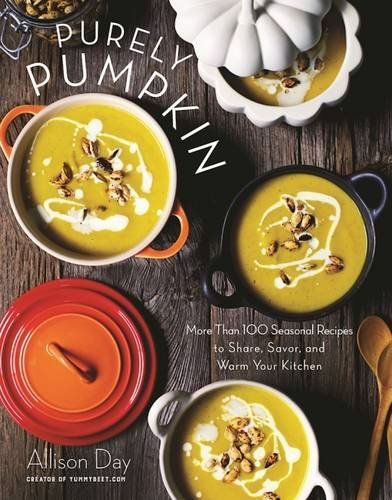 Purely Pumpkin Cookbook Cover