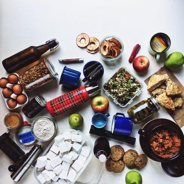 Simple Bites camping food + gear