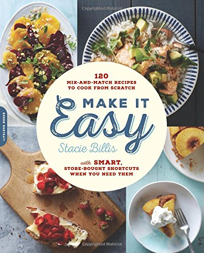 Make it Easy Cookbook Cover