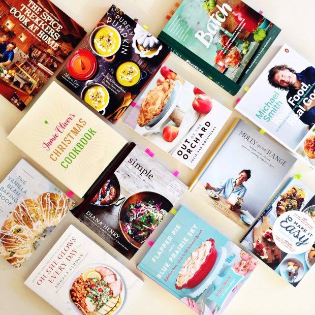 Favourite Cookbooks of 2016 || Simple Bites